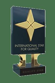 International star for quality new